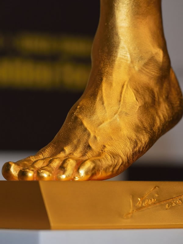 Lionel Messi x Ginza Tanaka - The Golden Foot