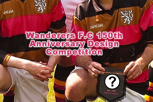 Wanderers F.C.150th Anniversary Design Competition