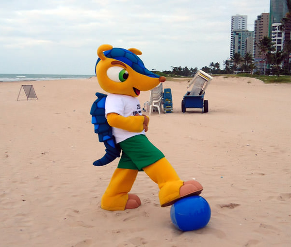World Cup 2014 mascot