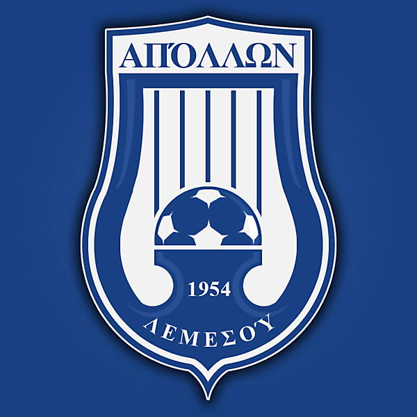 Apollon Crest Redesign