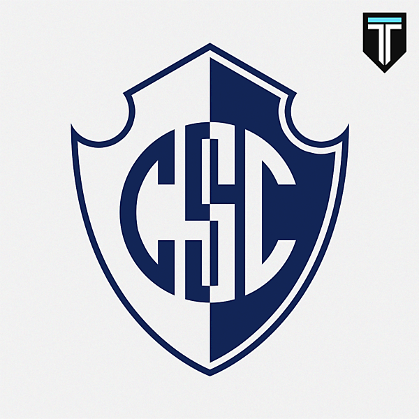 CS Cartaginés Crest Redesign