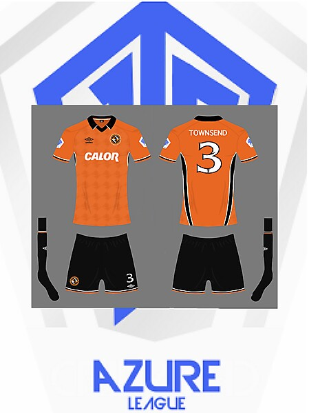 Dundee United home kit