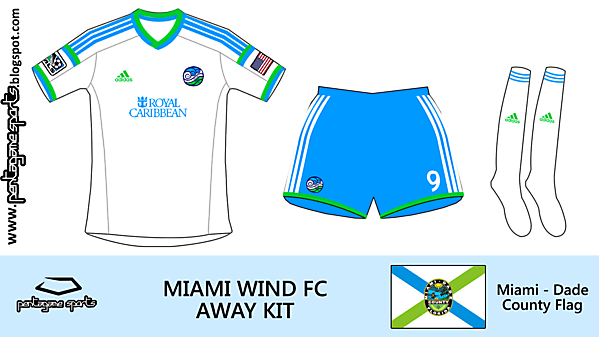 Miami Wind Away