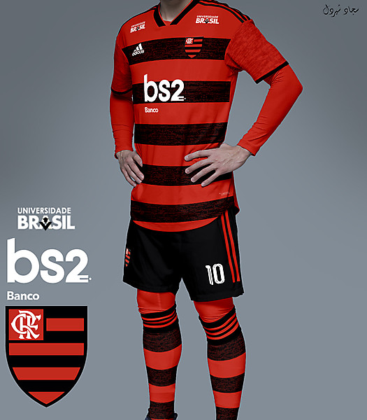 CR Flamengo x Home