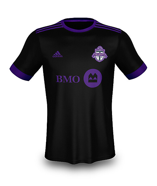 Toronto FC Third Kit (Toronto Raptors Inspired)