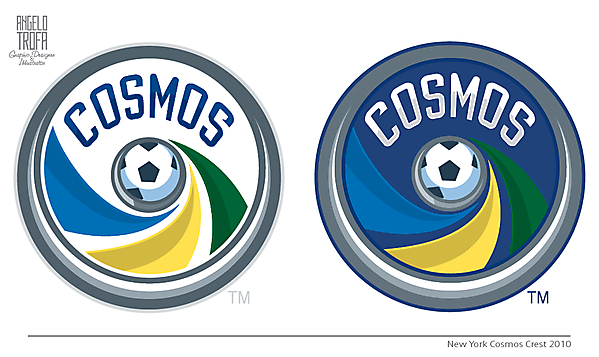 New York Cosmos Crest