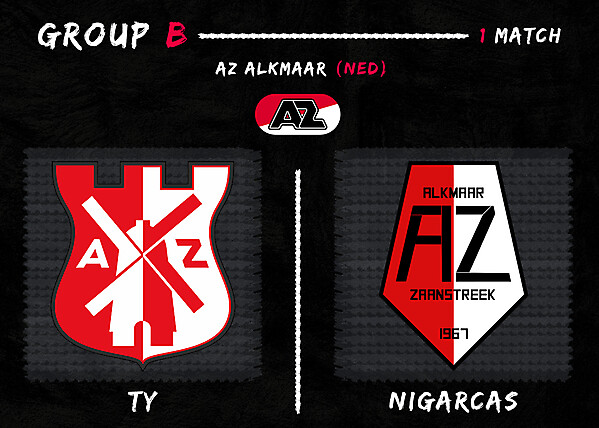 Group B - Ty vs NiGarCas