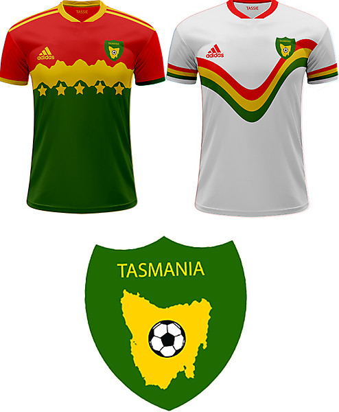Tasmania home and away concepts