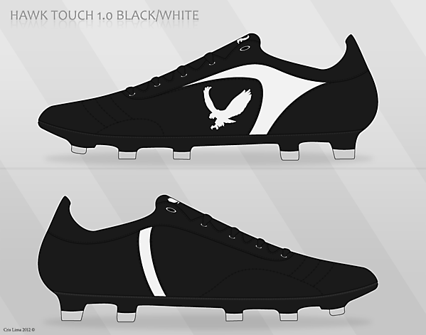 Hawk Touch 1.0 Black/White