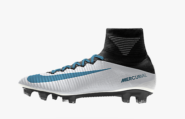 Nike mecurial superfly concept colours