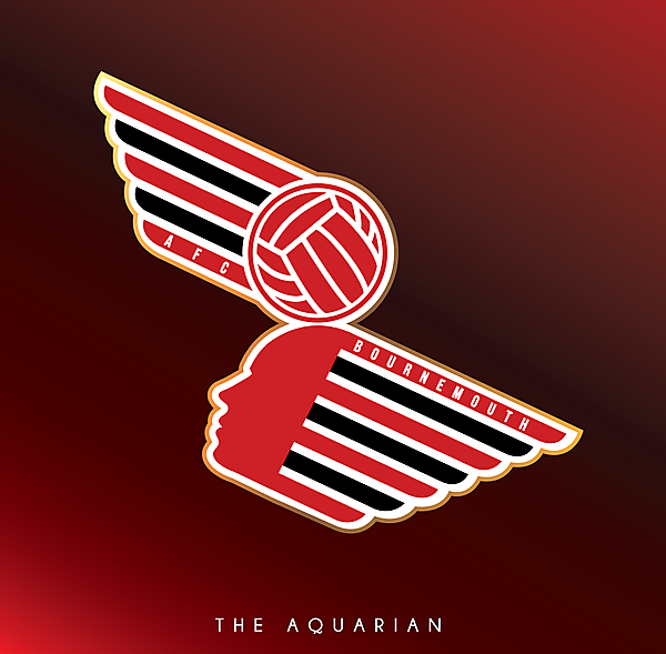 A.F.C. Bournemouth Official Crest 2021