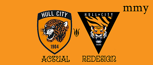 Hull City Crest Redesign