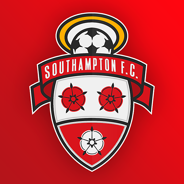 Southampton FC | Crest Redesign