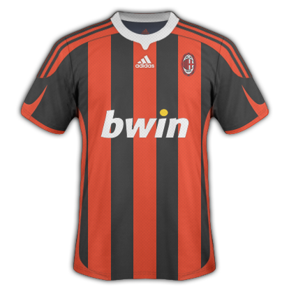 AC Milan Home Shirt