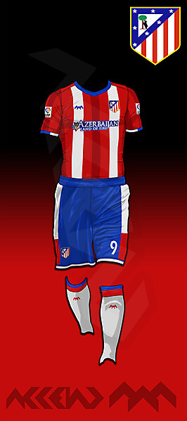ACCEND Atletico Madrid Home