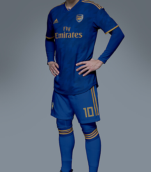 Arsenal Adidas Third