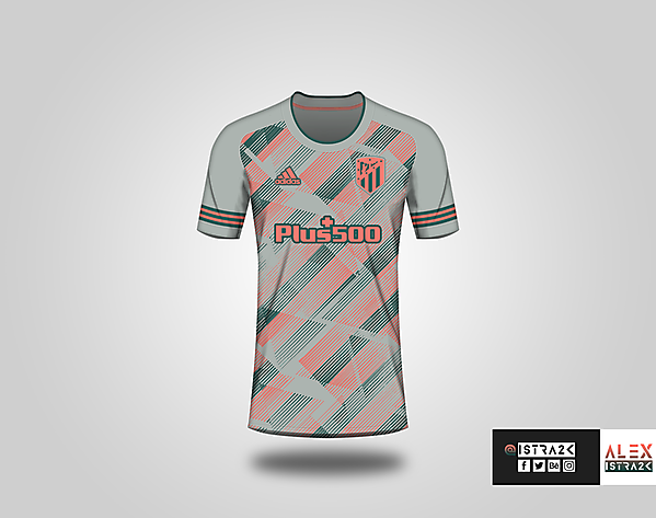 Atletico Madrid X adidas - Away