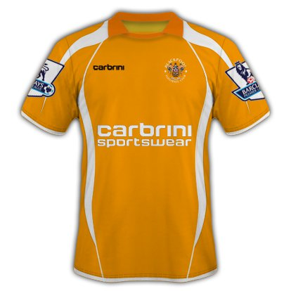 Blackpool Home Kit
