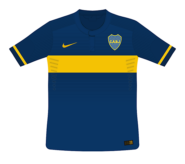 Boca Juniors: home