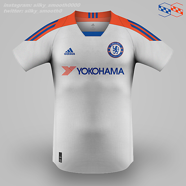 Chelsea Adidas @silky_smooth0