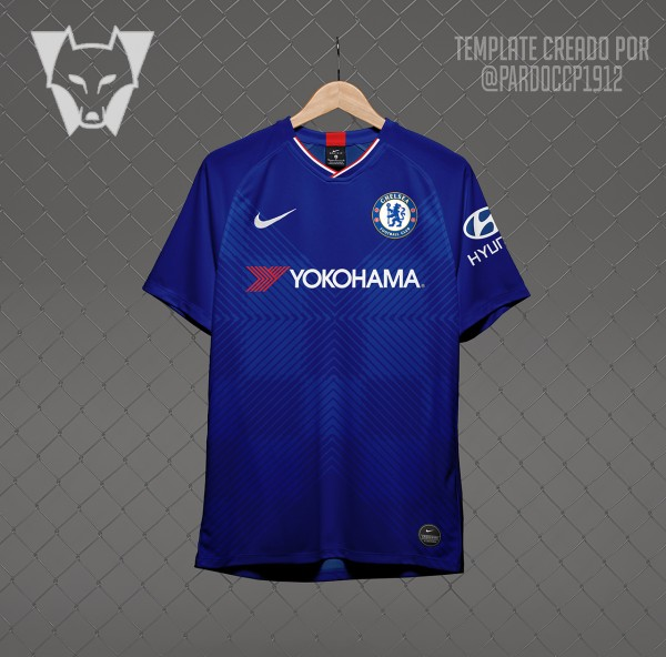 Chelsea home concept 2019-20