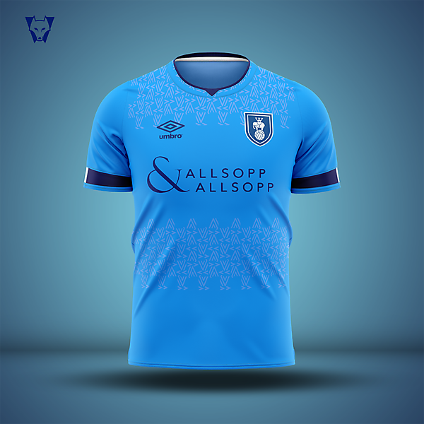 Coventry City x Umbro - home concept