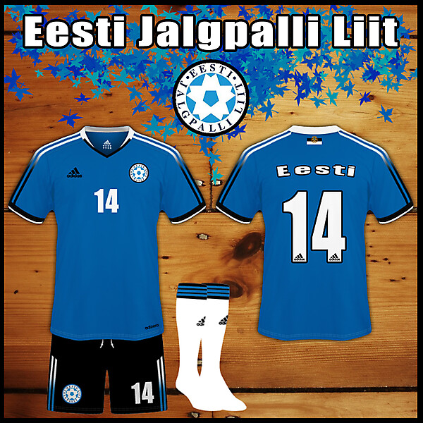 ESTONIA Home Kit WC Competition