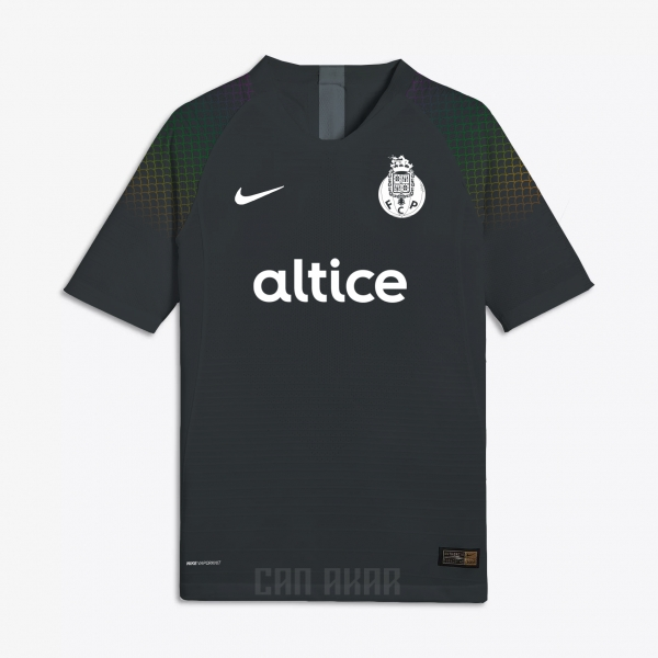 Fc Porto Away Kit x Nike