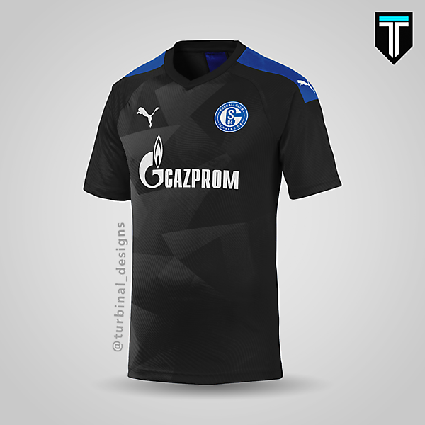 FC Schalke 04 x Puma- Away Kit