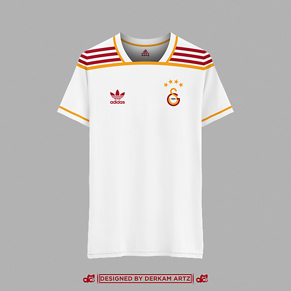 Galatasaray x Adidas x Away Kit