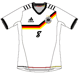 Germany Adidas Home