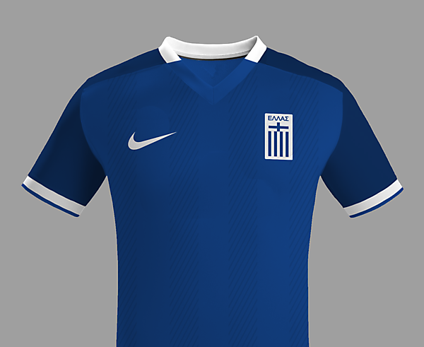 Greece 15-16 Away Kit