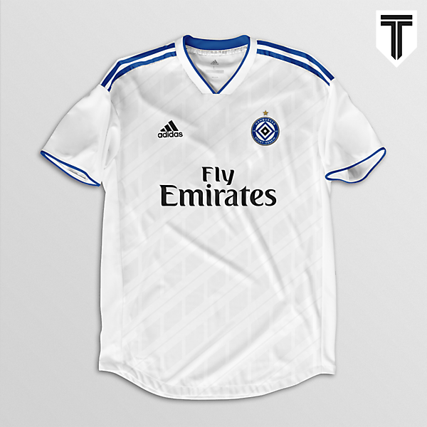 Hamburg SV Home Concept Kit
