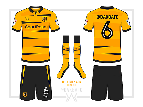 Hull City AFC Home