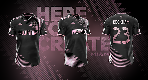 INTER MIAMI CF - HOME
