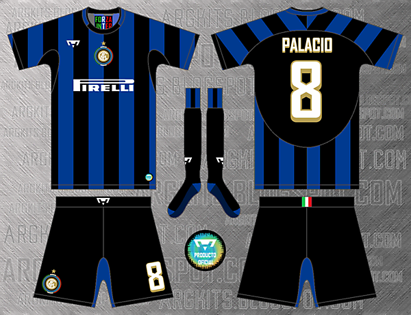 Internazionale - Home fantasy kit