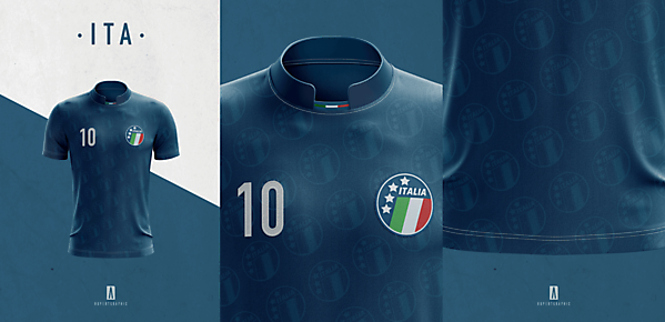 Italy Classic Shirt - Concept