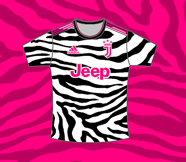 Juventus third kits