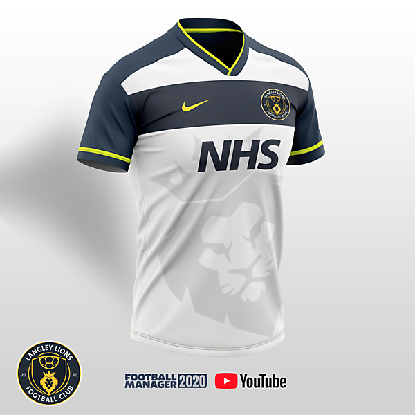 Langley Lions FC (FM20 on Youtube)