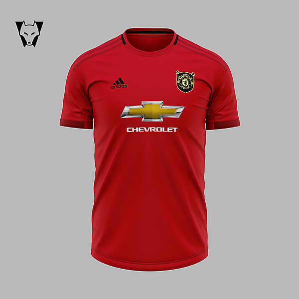 Man United 19/20 home