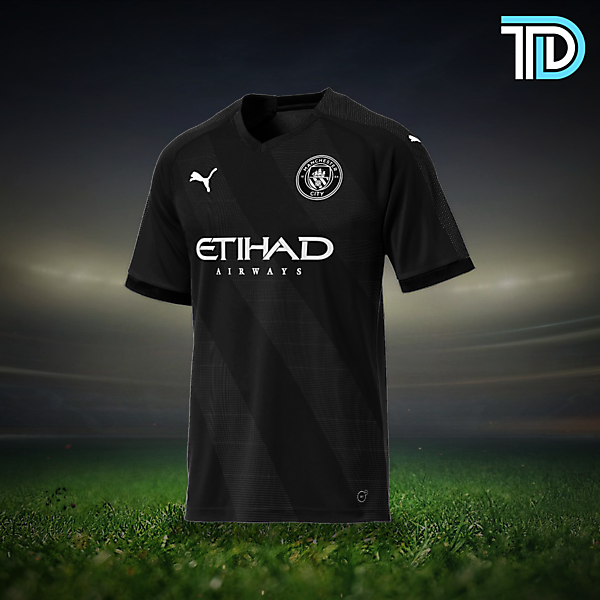 Manchester City Puma Third Concept Kit