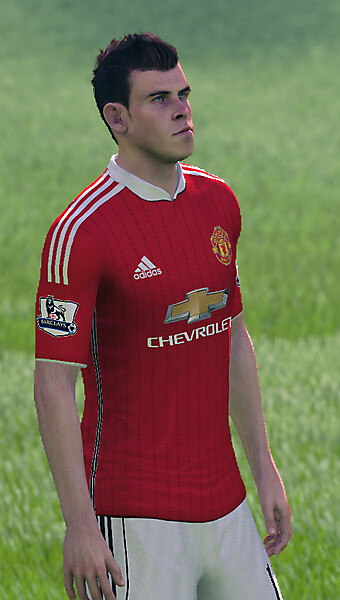 Manchester United Home kit 15/16 fantasy