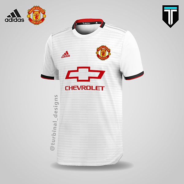 Manchester United x Adidas - Away Kit