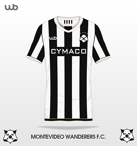 Montevideo Wanderers - home