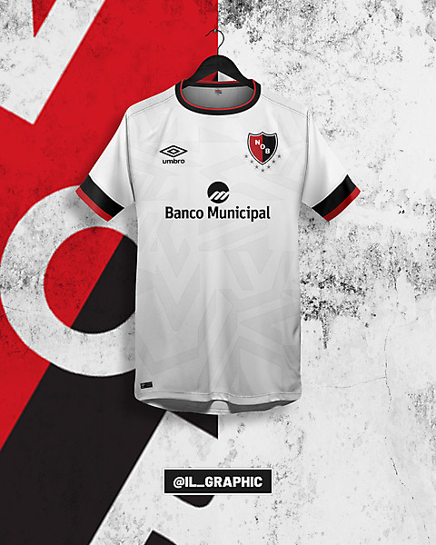 Newells Away Kit x @Umbro