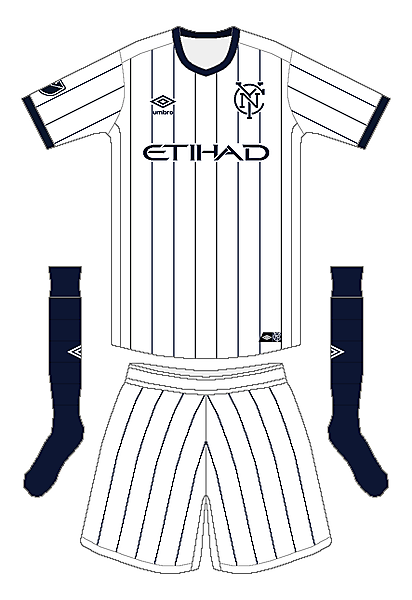NY City FC - Umbro Third Kit