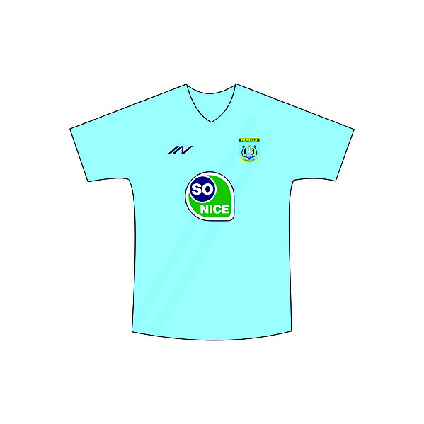 Persela Lamongan Fantasy Home Kit