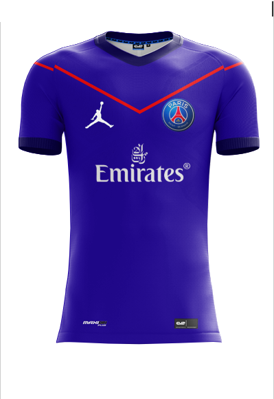 PSG Home Kit 2018 Season