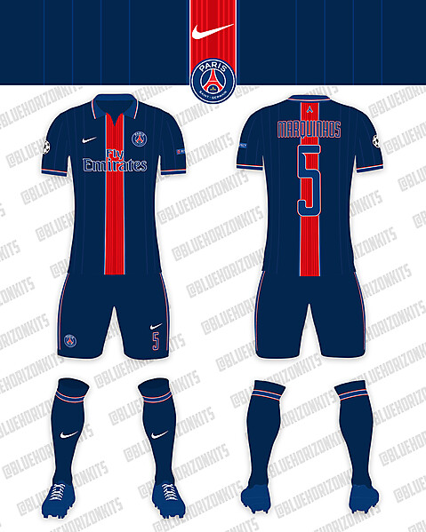 PSG Home Kit (UCL)
