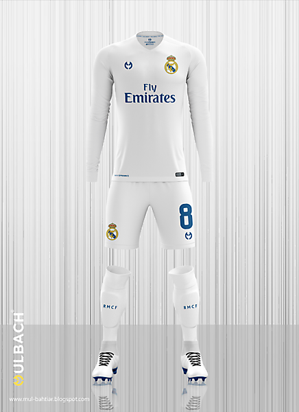 85fc31d24 Real Madrid 2019-2020 Home Kit